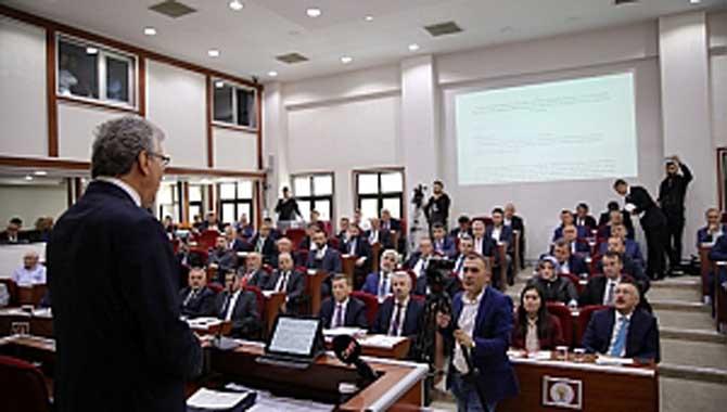 Büyükşehir Meclisi'nde Yeni Dönem Hayırlı Olsun Fidancılık ve Peyzaj A.Ş İçin İlk Adım