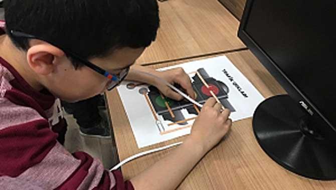Çocuklar geleceğe SGM'de hazırlanıyor