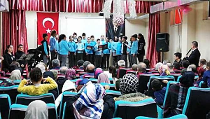 Çökekler Şehit Fatih Kemal Yarar'dan Çanakkale Zaferi Programı