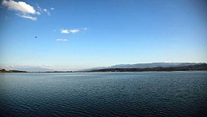 Göl Seviyesi İki Günde 6 Santimetre Yükseldi