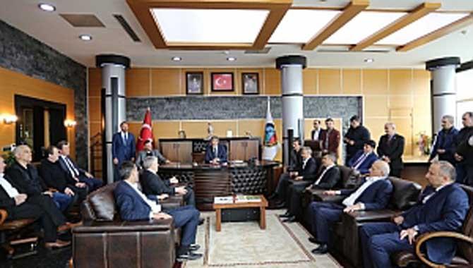 Hizmetlerimizle Serdivan'ı Türkiye'ye Duyuracağız