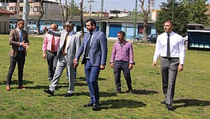 İl Müdürü Arif Özsoy'dan Erenler'de İncelemeler