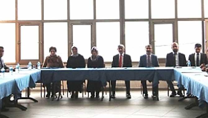 İl Müdürü Özsoy'dan Aylık Değerlendirme Toplantısı