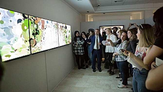 Kampüste Dijital Sanat Günleri
