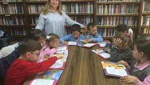 Öğrenciler Kitapları Faik Baysal İle Sevdi