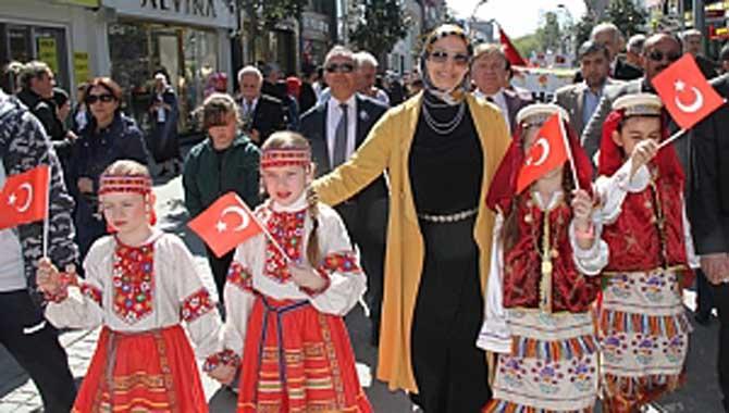 Sakarya İl Milli Eğitim Müdürü Fazilet DURMUŞ'un 23 Nisan Ulusal Egemenlik ve Çocuk Bayramı Mesajı