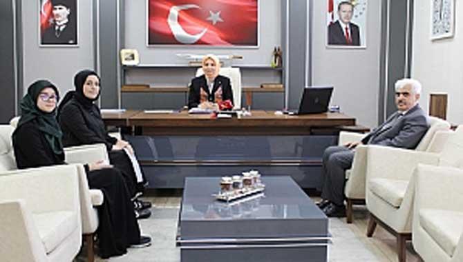 Türkiye 3.sü olarak ilimize büyük gurur yaşattı