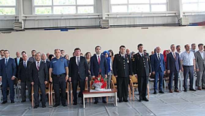 19 MAYIS FERİZLİ'DE COŞKUYLA KUTLANDI