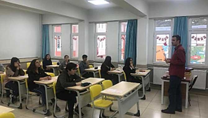 8. Sınıflara LGS Provası