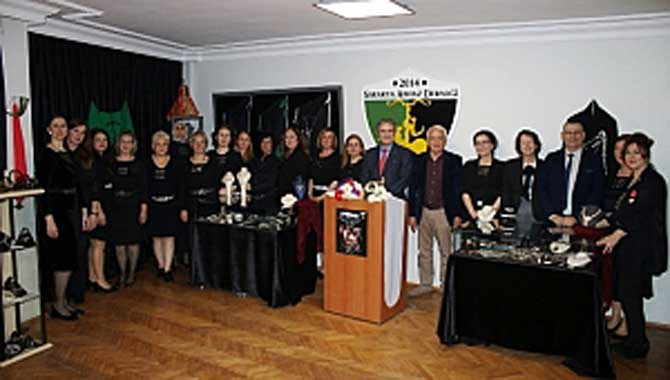 Abhazya El Sanatları Sergisi Ayüçaga Açıldı