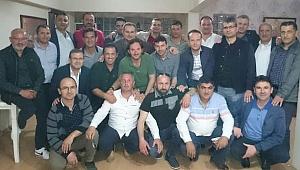 Akif Yener 25 yıl sonra Sınıf arkadaşlarıyla buluştu...