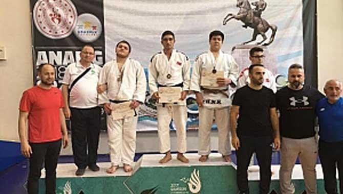 AnaLig Judo Türkiye Birinciliği Samsun'da Tamamlandı