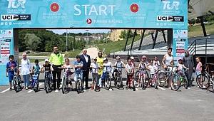 Bisiklet Vadisi'nde Güvenli Sürüş