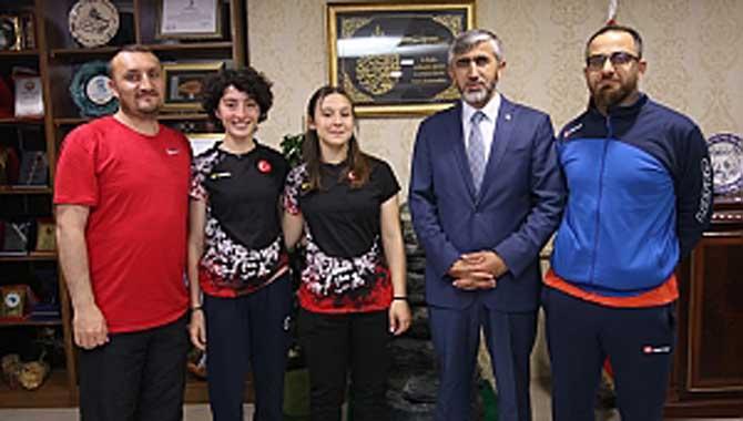 Bulgaristan'dan 2 Madalya İle döndüler