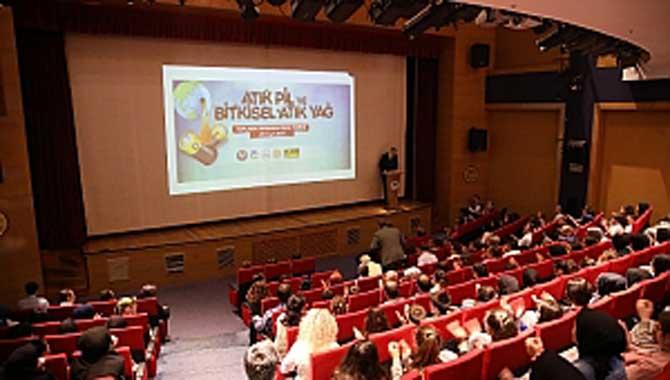 Çevreci Okullar Ödüllerini Aldı