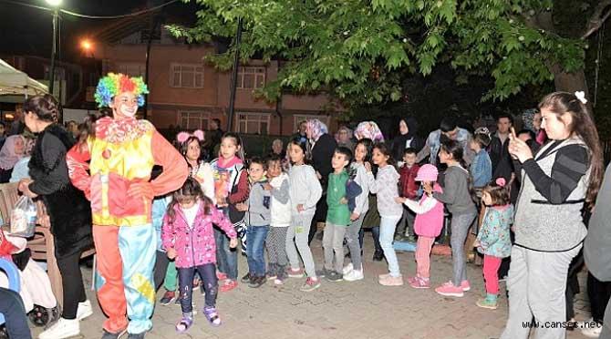 Erenler'de Ramazan Etkinlikleri Başladı