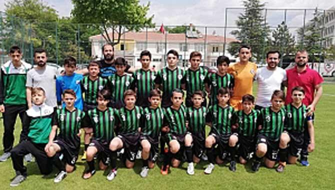 Gençlik Merkez Türkiye'de Son 4 Takım Arasında