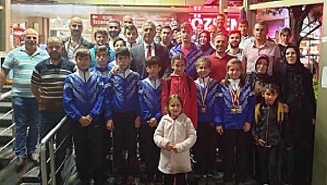 Hendekli 4 Karateci Balkan Şampiyonası'nda