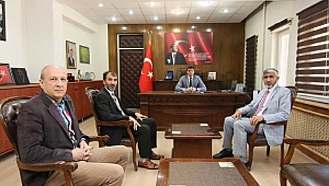 İl Spor Müdürü Arif Özsoy, Güneydeki İlçeleri Gezdi