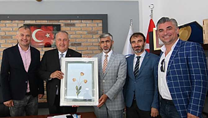 İl Spor Müdürü Arif Özsoy, İlçeleri Ziyaretlerini Tamamladı
