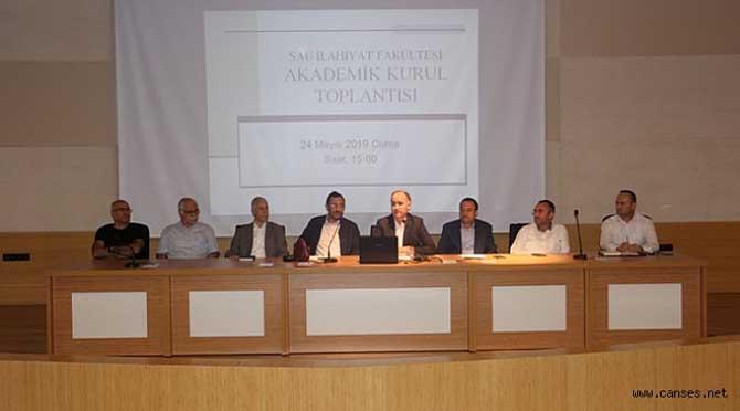 İlahiyat Fakültesi Akademik Genel Kurul Toplantısı ve İftar Programı