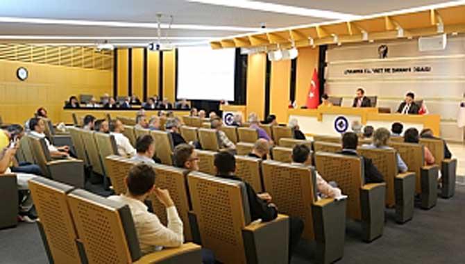 Meclis üyeleri fuar alanına ihtiyacını dile getirdi