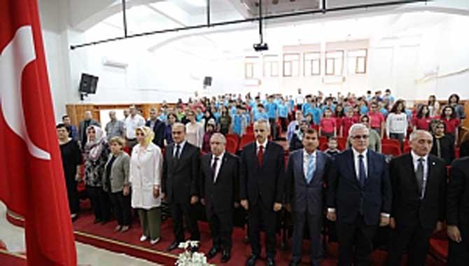 Müzeler Günü Ahmet Akkoç Ortaokulunda Kutlandı