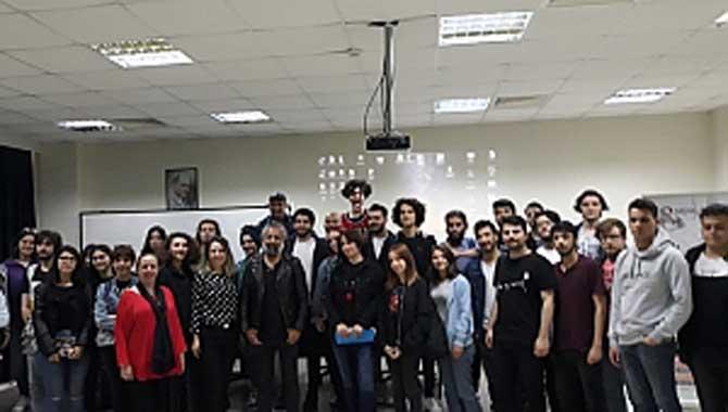 Sakarya Üniversitesi Öğrencilerinden Mustafa Seven'e Yoğun İlgi