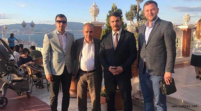 'Sakin Şehirler'in Başkanları İzmir'de Toplandı