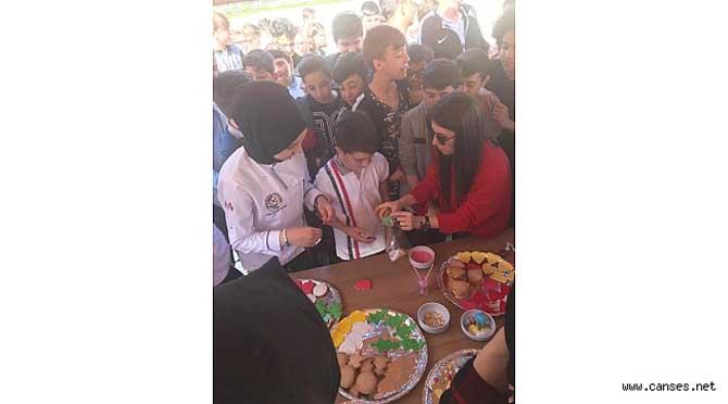 Serdivan TOBB Lisesinden Şenlik Havasında Tanıtım Programı
