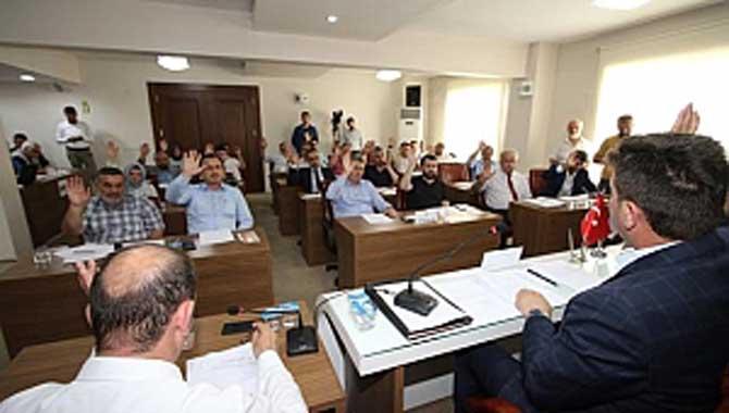 Akyazı Belediyesi Haziran Ayı Meclis Toplantısı Gerçekleştirildi
