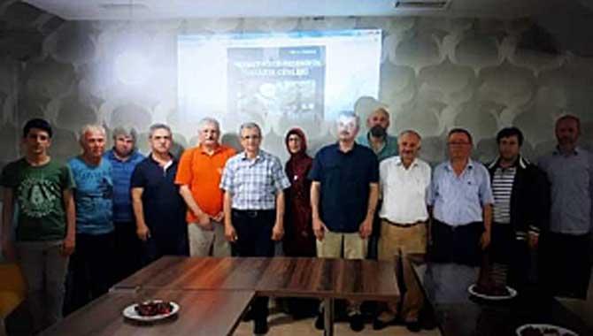 Akyazılı Romancı Mehmet Niyazi Özdemir Anıldı