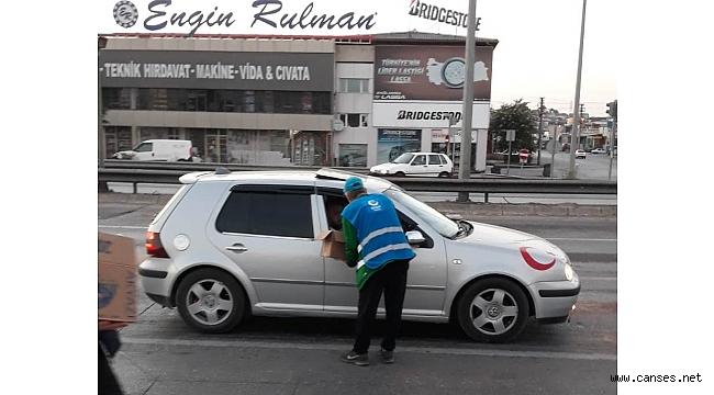 BEŞİR'DEN YOLDA KALANLARA İFTARİYELİK