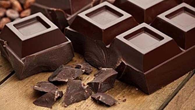 Bir parça mutluluk: Çikolata
