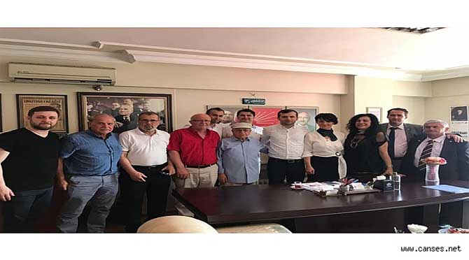 CHP Adapazarı Örgütünde Bayramlaşma