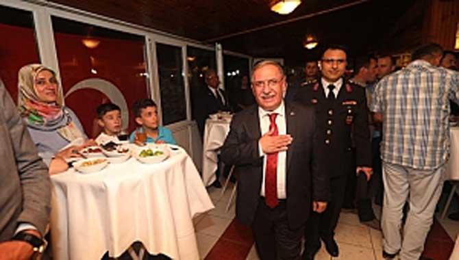 Jandarma Teşkilatı'nın 180. Kuruluş Yıl Dönümü Kokteyli Düzenlendi