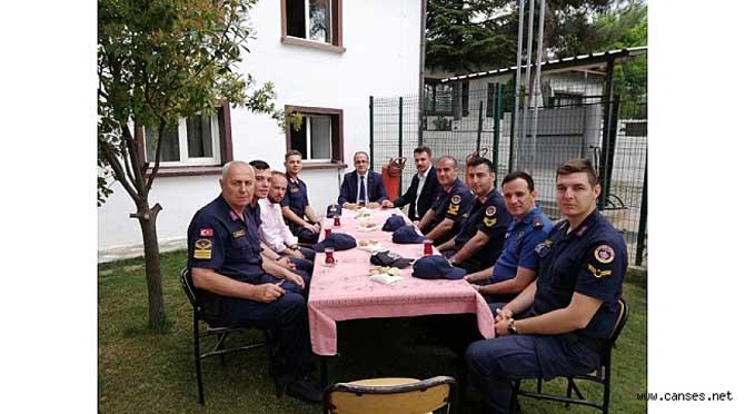 Jandarma Teşkilatının 180.Kuruluş Yılı
