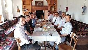 Kahvaltılı Müdürler Kurulu Toplantısı