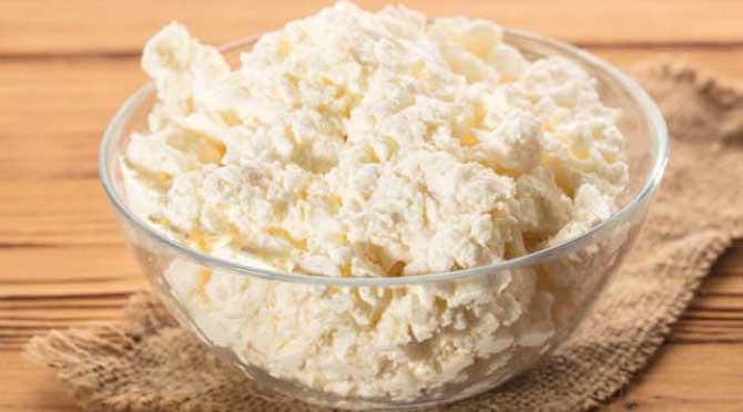 Lor peynirinin faydaları neler? Lor peynirinin besin değeri