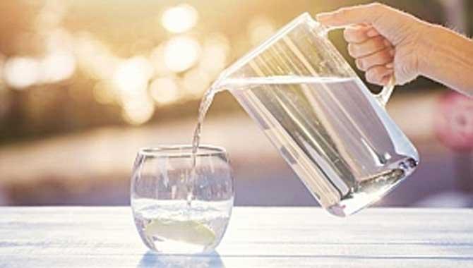 Ramazan'da su içmeye özel önem gösterin