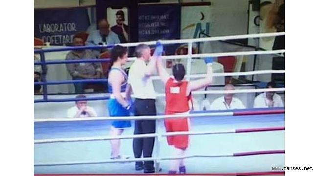 Sakarya'lı Boksör Avrupa Şampiyonu Oldu