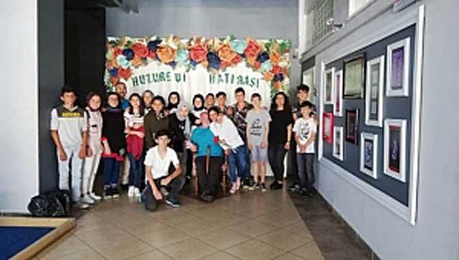 Taşkısığı Ortaokulu'ndan 'Sevincime Duan Olsun' Çalışması