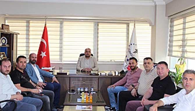 TÜMSİAD ''Üyelerimizi geliştirmenin derdindeyiz
