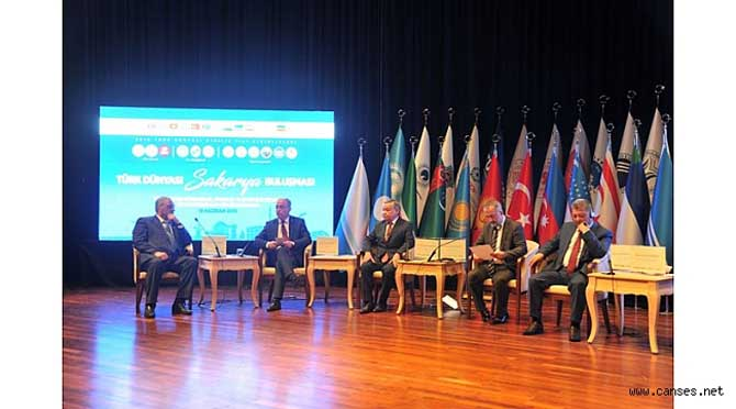 Türk Dünyası,Mühendislik, Mimarlık ve Şehircilik Forumu'nda buluştu