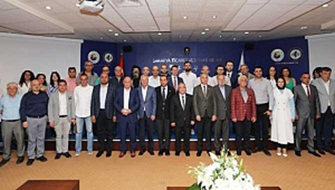 Vali Nayir SATSO Fotoğraf Yarışması Ödül Törenine Katıldı