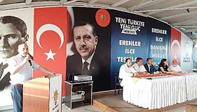 'ÇALIŞMALARDAN KİMSENİN ŞÜPHESİ OLMASIN'