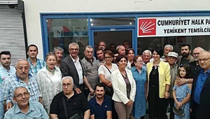 CHP Yenikent Temsilciği Açıldı