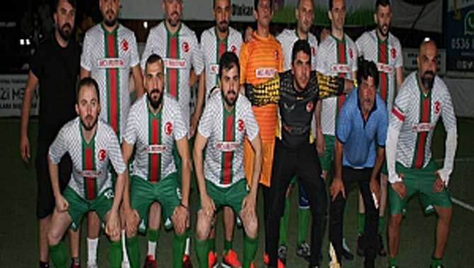 Gazi Metal 31. nci Sakarya Olgunlar Futbol Turnuvası 24. ncü Akşam Maçları