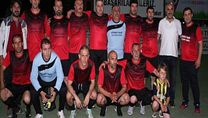 Gazi Metal 31. nci Sakarya Olgunlar Futbol Turnuvası 26. ncı Akşam Maçları