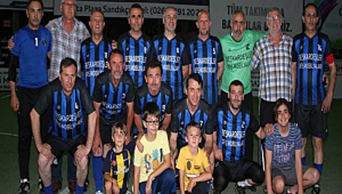 Gazi Metal 31.nci Sakarya Olgunlar Futbol Turnuvası 28.nci Akşam Maçları